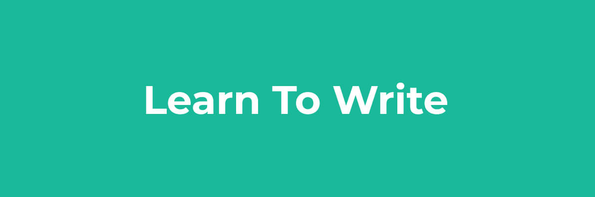 Learn-To-write-